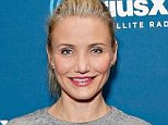 New book: Cameron Diaz poses with The Body Book