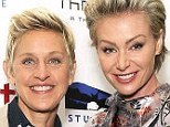 Sometimes it is better to give than to receive! Watch as Ellen DeGeneres  surprises wife Portia de Rossi with rare car