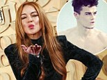 Just his luck! Lindsay Lohan dating Liverpool John Moore University student after meeting at Shanghai Fashion Week