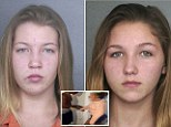 Horrific cell phone footage shows teen girls 'beating their 16-year-old friend before holding her down to be raped'