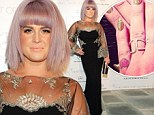 Newly single Kelly Osbourne diverts attention from her missing engagement ring with Golden Globe-themed manicure