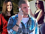 Jenelle Evans' ex Courtland Rogers released from jail on his birthday as he reveals KFC and 'sexy' stripper girlfriend are his top priorities