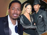 Red hot couple: Nick Cannon recently admitted that 'lots of sex' is the secret to his successful marriage to Mariah Carey