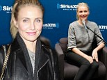 There's something about Cameron! Cameron Diaz looks comfortable in her own skin as she plugs her new book in New York