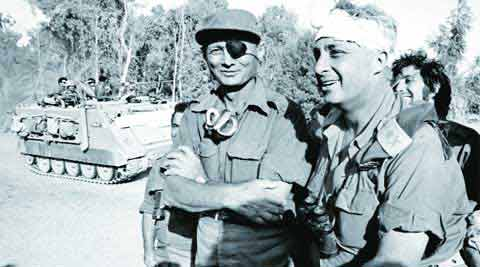 Ariel Sharon - Man who reshaped Middle East