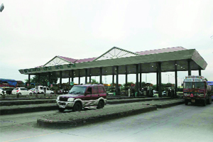 Car pooling, passes put road collections in slow lane