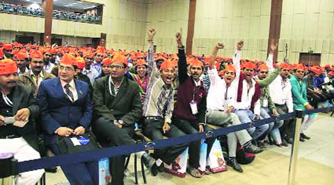 Students confused, Modi in poll mode