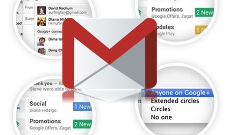 Gmail changes settings, now anyone can mail you