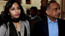Devyani expresses anguish over uncertainty surrounding daughters, says she misses family