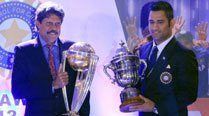 As they fly to New Zealand, India hit the road to 2015