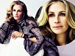 'One of the things I've discovered, in partnership with my husband, is how to move forward and leave the suffering in its proper place. Having a happy family life is critical,' said Julia Roberts