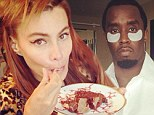 Sofia Vergara's chocolate cake binge and Diddy's cucumber eye-patches: Hollywood stars reveal Golden Globes preparation secrets