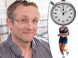 Can exercising for just 60 seconds a week transform your health? The BBC's Dr Michael Mosley says 'fast exercise' is even more powerful than experts thought