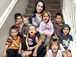 Charged: 'Octomom' Nadya Suleman not faces more than five years in prison after recently being charged with welfare fraud for concealing $30,000 in earnings