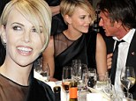 'She told me to destroy my guns': Sean Penn hints Charlize Theron is the 'strong woman' who got him to gets rid of his 65 'cowardly killing machines'