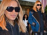 Ciara pregnant in New York