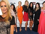 Kim Richards in danger of axe from Real Housewives Of Beverly Hills 'due to boring storyline and low viewing figures'