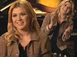 Pregnant Kelly Clarkson guest stars as herself on ABC's Nashville despite morning sickness