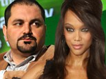 What a catch! Tyra Banks dating Iranian billionaire Shervin Pishevar with couple spending holidays together 'vacationing near St Barts'