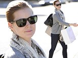 A reward for her award! Amy Adams treats herself to Beverly Hills shopping spree following Golden Globe win