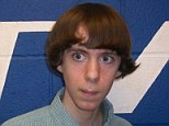 Killer: Adam Lanza shot himself dead after his deadly rampage on December 14, 2012 in Newtown