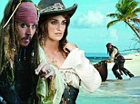 Jack Sparrow update! Johnny Depp to shoot Pirates Of The Caribbean 5 in Puerto Rico and New Orleans at year's end... but Penelope Cruz won't return
