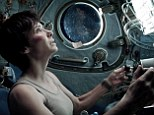 Tipped for the top: Gravity, starring Sandra Bullock, is expected to be one of the most-nominated movies at Thursday morning's 2014 Academy Award nominations
