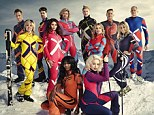 Amy Childs, Sinitta, Ritchie Neville and Steve Redgrave will compete in The Jump as full line-up is announced