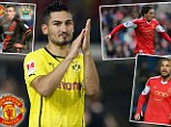 Transfer Column: Gundogan to United?
