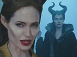 Angelina Jolie undergoes a demonic transformation for live-action Sleeping Beauty reboot Maleficent