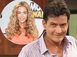 Be nice! Charlie Sheen's bosses tell him to 'tone down negative rhetoric' against ex-wife Denise Richards