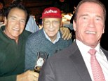 Short clip, big pay! Arnold Schwarzenegger to earn $3million to star in Superbowl ad for Bud Light