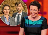 Olivia Colman says she was not asked to star in US remake of murder mystery drama Broadchurch - but wanted 'the option to say no'