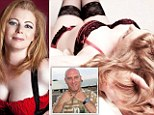Military wife strips off in saucy photo shoot for RAF husband in Afghanistan