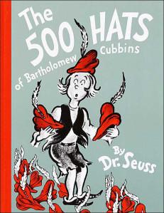 500 hats of Bartholomew cubbins 000