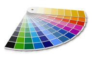 Pantone color palette guide