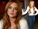 Lindsay Lohan is ready for her close-up in cute wintry outfit as she hosts Sundance press conference after night of clubbing