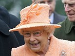 Stepping down? The Queen, pictured over the weekend, is handing over key responsibilities to Prince Charles