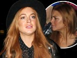 Not wasting any time! Lindsay Lohan heads straight to a nightclub after a long journey to Sundance Festival from London