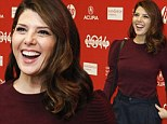 Marisa Tomei at Sundance