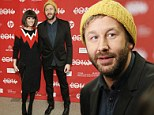Chris O'Dowd and Dawn O'Porter attend the Sundance Film Festival