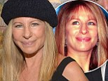 Where are the wrinkles? 71-year-old Barbra Streisand looks like she has barely aged in 20 years