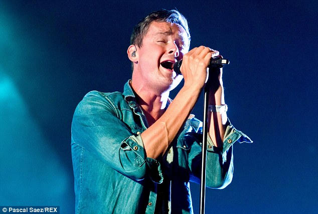 Timeless: Keane singer Tom Chaplin says Somewhere Only We Know still resonates because a lot of people feel the same way the band did when they wrote it