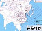 地面天气图分析