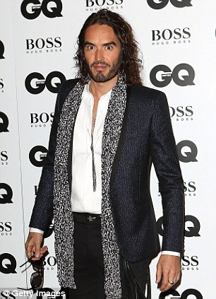 Russell Brand and Hugh Hefner have both bought pieces from her