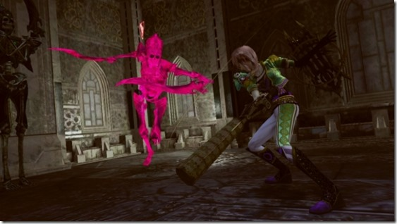You Can Eradicate Entire Monster Species In Lightning Returns: Final Fantasy XIII screenshot