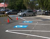 Carpark linework