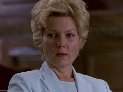 """Lisa Russo"", played by Diana Scarwid"