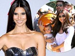 'I would love to have one more soon!' Roselyn Sanchez, 40, reveals she is eager to have another baby with husband Eric Winter
