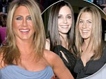 'I've slept in her guest bedroom a lot': Jennifer Aniston shares the times she sought refuge with BFF Courteney Cox